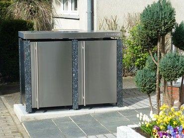 ber ideen zu m lltonnenbox auf pinterest. Black Bedroom Furniture Sets. Home Design Ideas