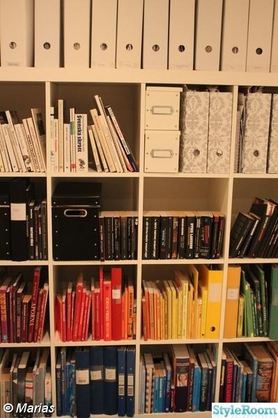 gästrum/kontor,bokhylla