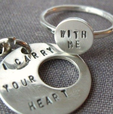 Necklace & ring... Love it!