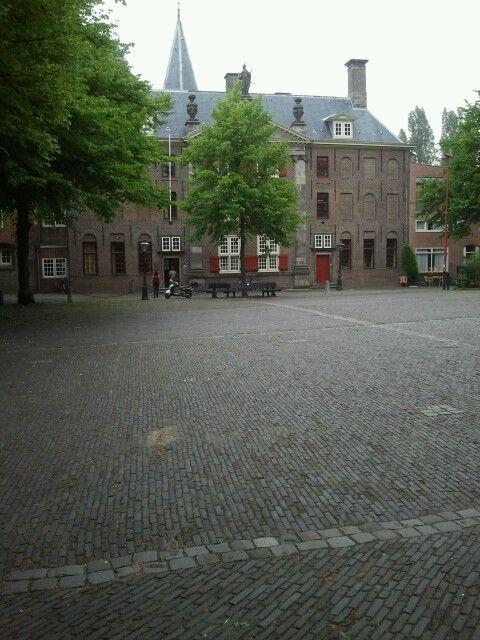 Leiden, het gerecht