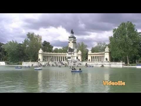 El fin de semana pasado. Nivel A2. Un vídeo para aprender el pretérito indefinido y conocer algunos lugares de Madrid. Tiene una continuación en el vídeo En contexto.