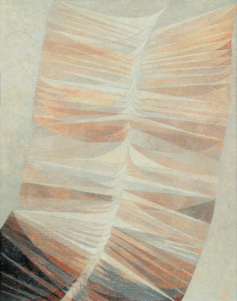 Erika Giovanna Klien ~ Flight Rhythm, 1951