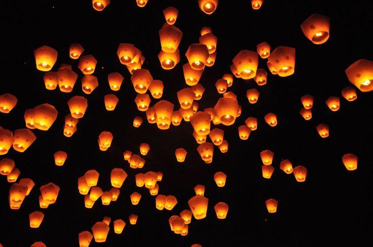Pingxi Sky Lantern Festival