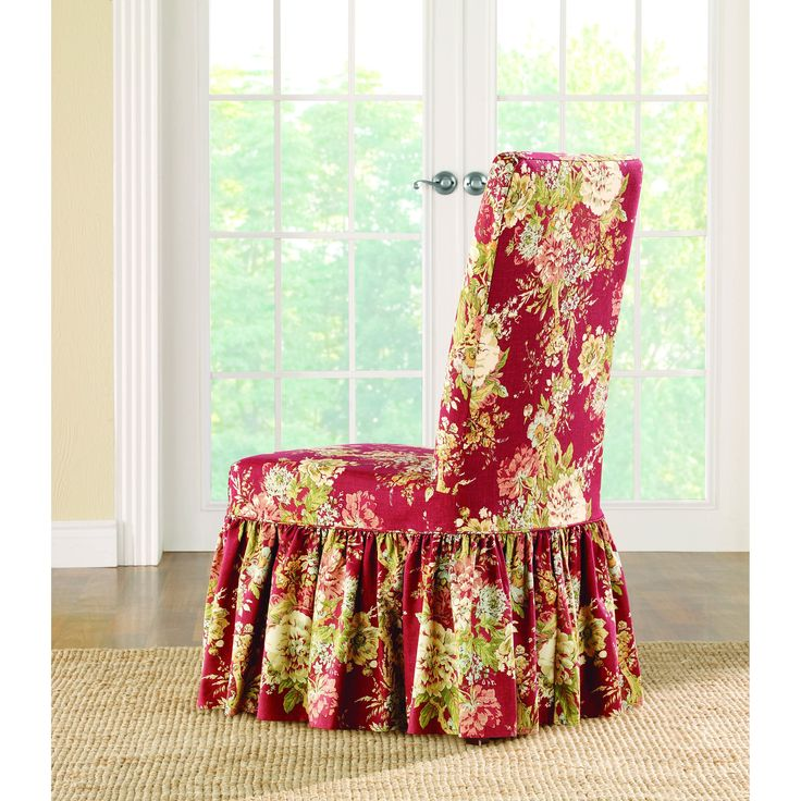 25 Best Ideas About Dining Chair Slipcovers On Pinterest