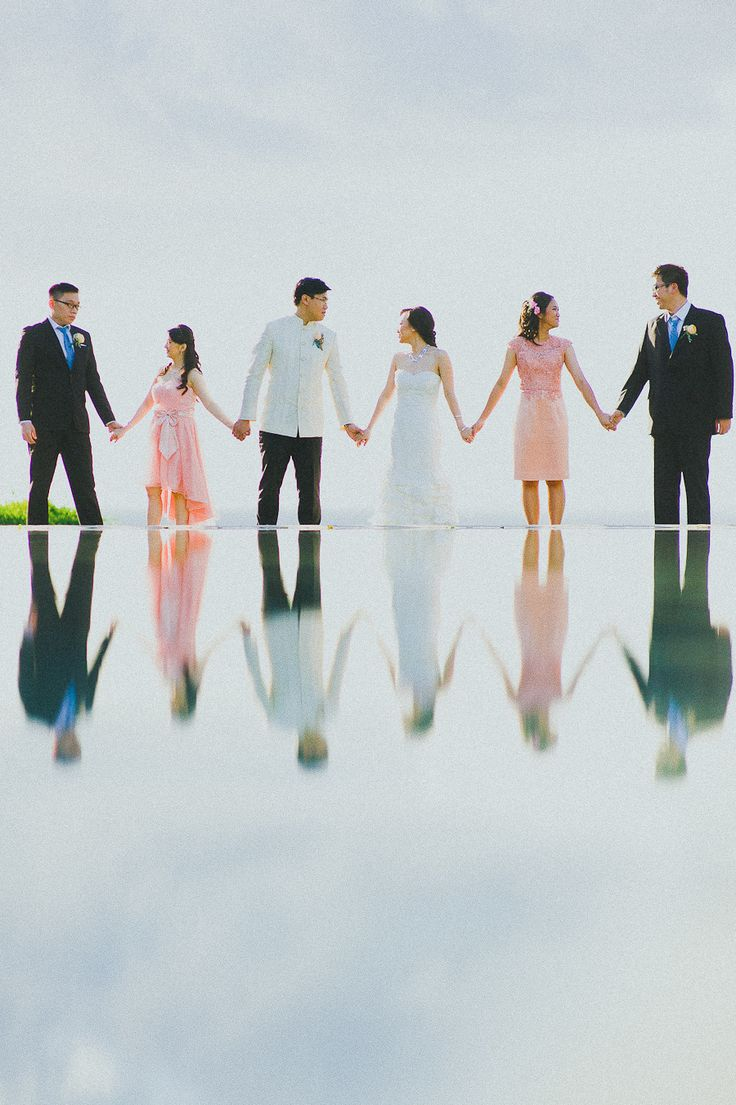 wedding at Ayana resort - Bali
