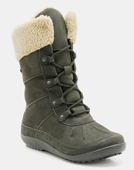 Lämminvuorinen naisten Gore-Tex -kenkä 149,95 € (norm. 204,95 €). - Clarks