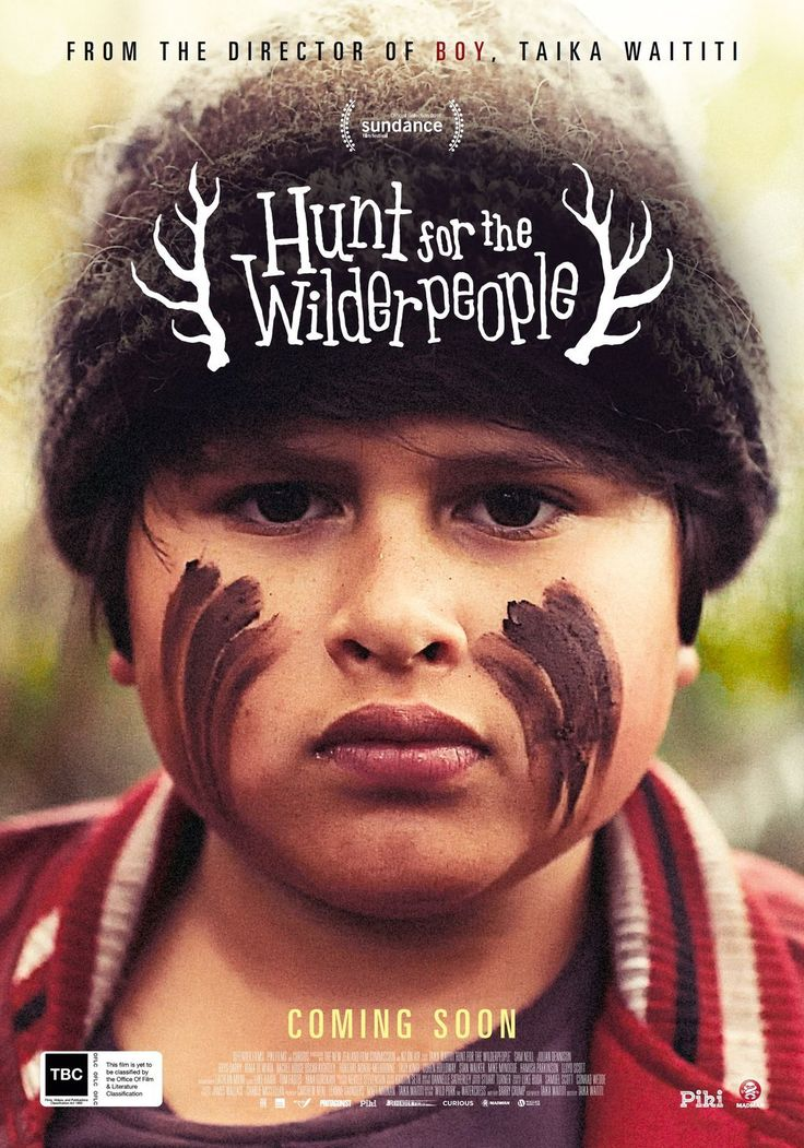 Hunt For The Wilderpeople | Such a great film from New Zealander Taika Waititi