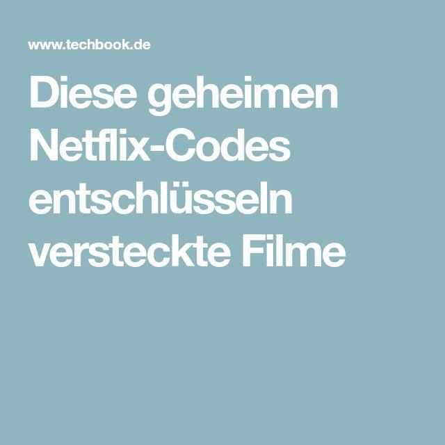 Netflix Versteckte Filme