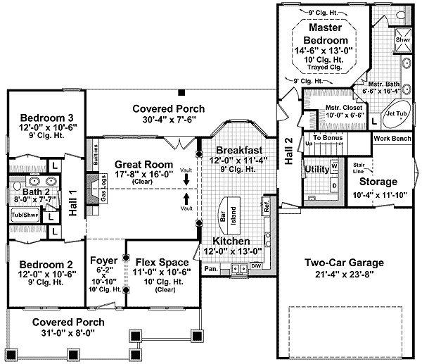 usda house plans