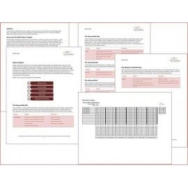 17 best images about project planning reporting on for Project management manual template