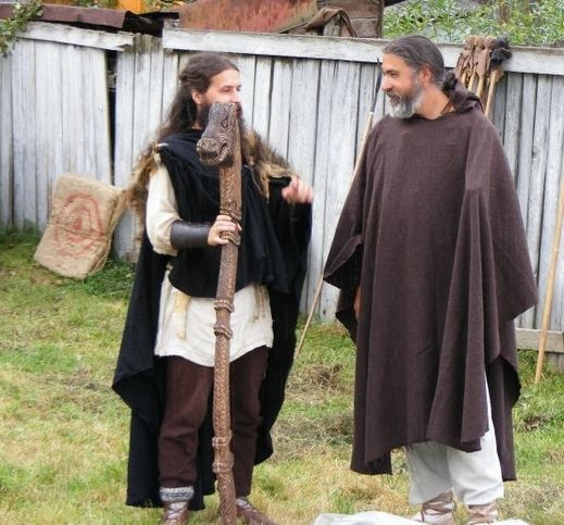 romanians in ancient dacian men clothing dress