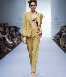 Fashion Week México   Día 5 Jorge Duque P/V 2014