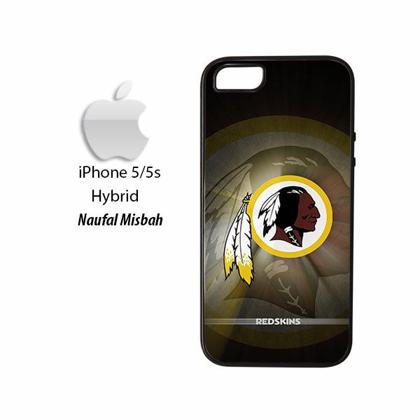 Washington Redskins #3 iPhone 5/5s HYBRID Case Cover