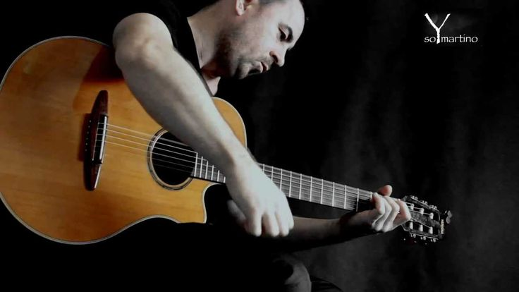 ONE by METALLICA -acoustic fingerstyle guitar cover by soYmartino