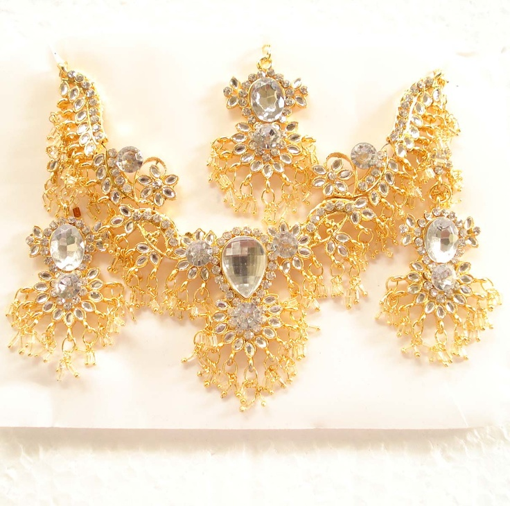 Bridal Necklaces,Earrings Collection
