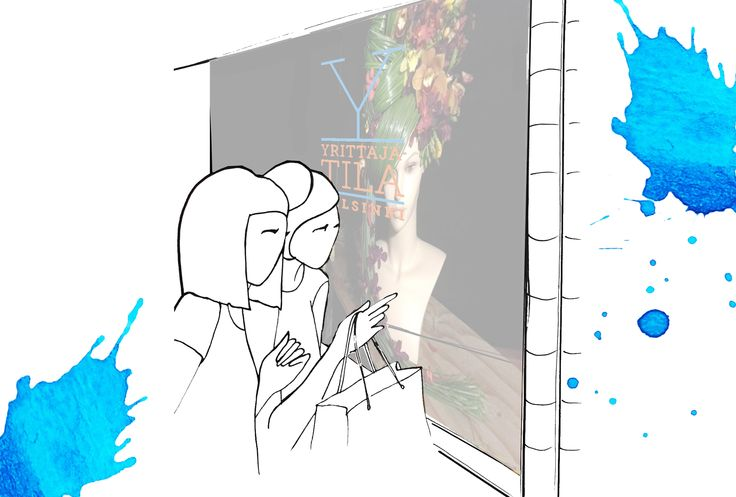 Ikkunat AFTER Kuva: Aino Morimoto, Laura Lahdenperä ja Heli Miikkulainen-Gilbert
