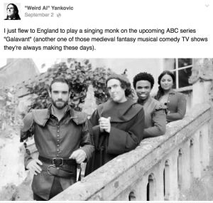 Galavant tv series - Google Search