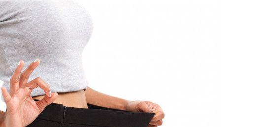 Jak zhubnout přes břicho? Víme, jak na to!