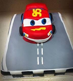 #carscake #rayocake #pasteles3d