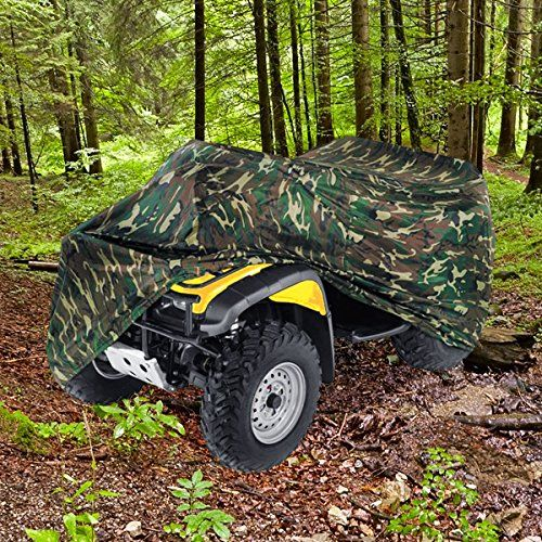 "HEAVY DUTY WATERPROOF ATV COVER FITS UP TO 99"" LENGTH SUPERIOR ATV COVERS 4-WHEELER 4X4 CAMOUFLAGE COLOR, POLARIS, SUZUKI, YAMAHA, KAWASAKI, HONDA, ATV COVER RANCHER, FOREMAN, FOURTRAX, RECON - http://www.caraccessoriesonlinemarket.com/heavy-duty-waterproof-atv-cover-fits-up-to-99-length-superior-atv-covers-4-wheeler-4x4-camouflage-color-polaris-suzuki-yamaha-kawasaki-honda-atv-cover-rancher-foreman-fourtrax-recon/  #4WHEELER, #Camouflage, #Color, #Cover, #Covers, #Duty, #F"