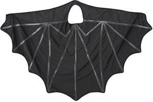 Cronaca dall'Italia: Mantello del costume da pipistrello dell'Ikea prov...
