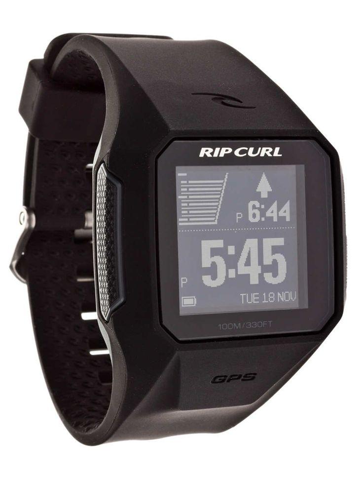 Rip Curl SearchGPS Smart Surf Watch in BLACK A1111. Rip Curl SearchGPS Smart Surf Watch in BLACK A1111. One Size.