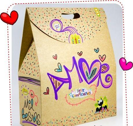 Caja Perzonalizada  detalles lovely para cualquier ocasion amor, amistad etc.