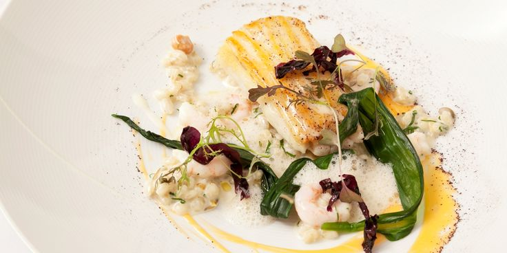 This sumptuous skate recipe from Agnar Sverrisson makes a wonderful dinner party dish