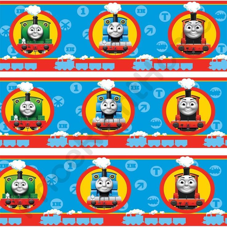 8 best Thomas and friends images on Pinterest   Engine ... Thomas And Friends Wallpaper Border