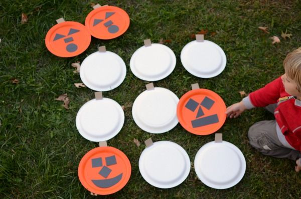 Lustige Halloween Spiele