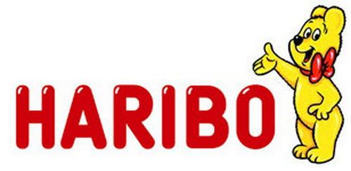 creation du logo haribo