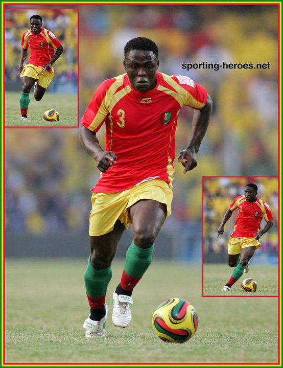 Ibrahima Camara - Guinee - Coupe d'Afrique des Nations 2008