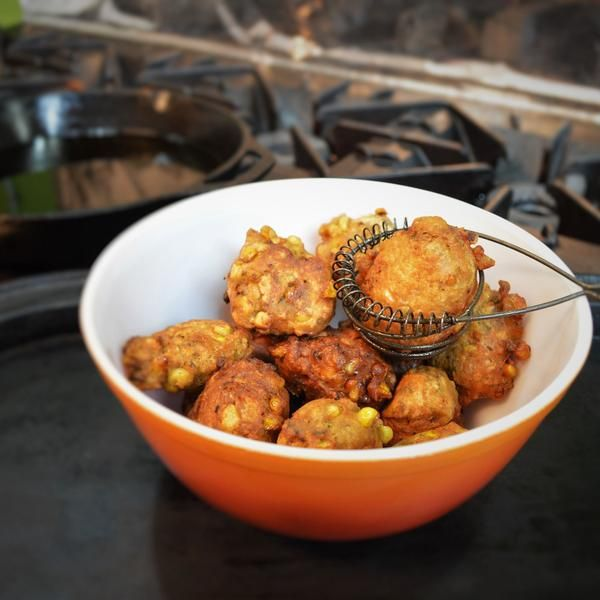 Corn Fritter Recipe Box Collection With Beer Bread Mix Pickled Jalape Copper Pot
