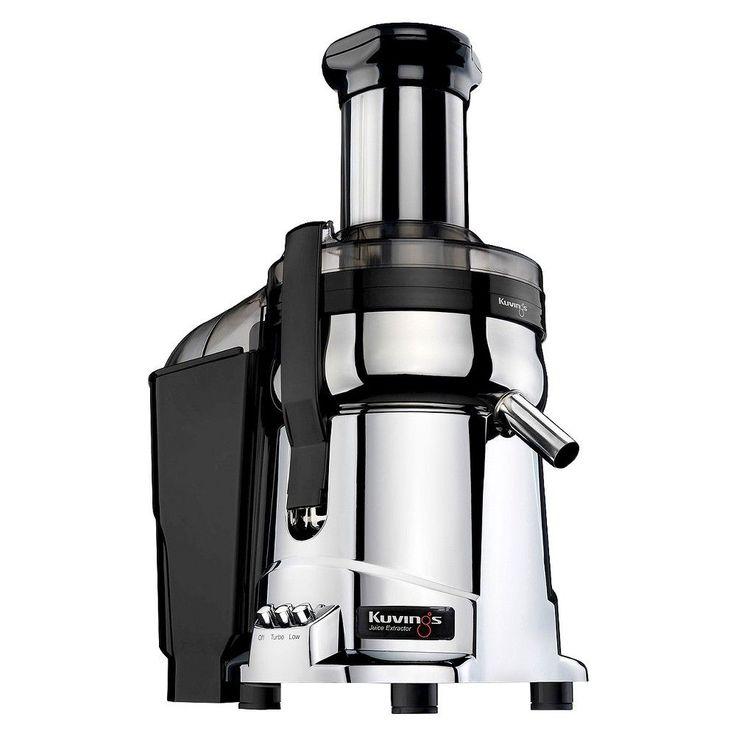 samson advanced masticating juicer