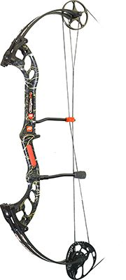 """PRECISION SHOOTING EQUIP 17 Stinger X Right Hand 29"""""""" 70# Skullworks 2 Camo, EA"""