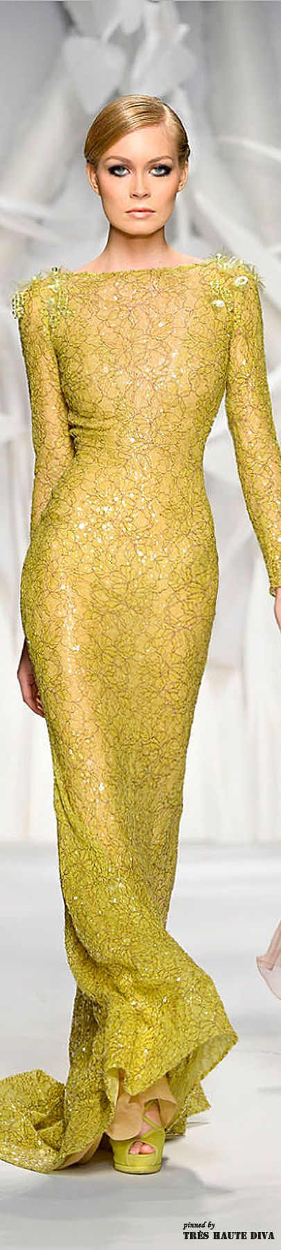 Abed Mahfouz Fall Winter 2014 Couture