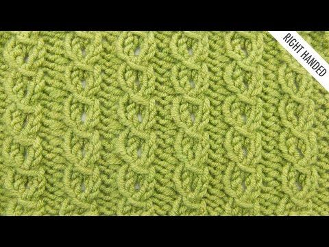 New Stitch a Day: Knitting and Crochet Video Tutorials - YouTube