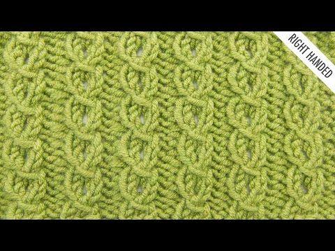 Knitting Stitch Of The Day : 17 beste afbeeldingen over Breisteken op Pinterest - Breien, Steken en Roosters