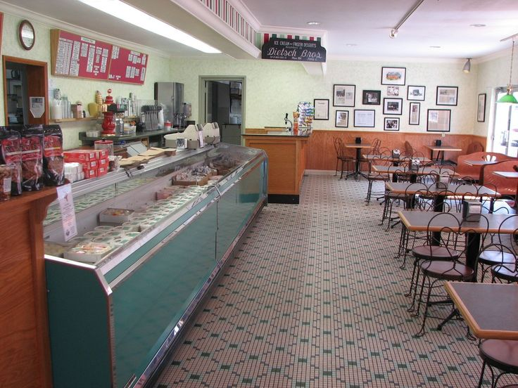 Top 10 Ice Cream Shops In America, 2013   Dietsch Brothers In Findlay Made  The