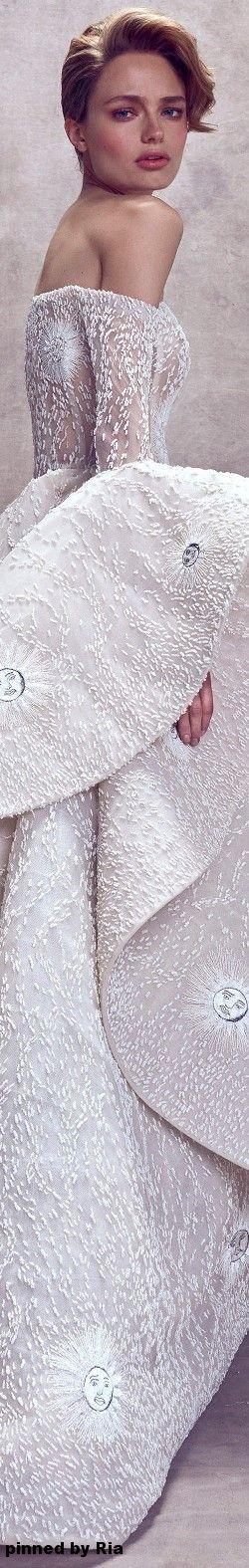 Ashi Studio Fall 2017 Haute` Couture Collection l Ria