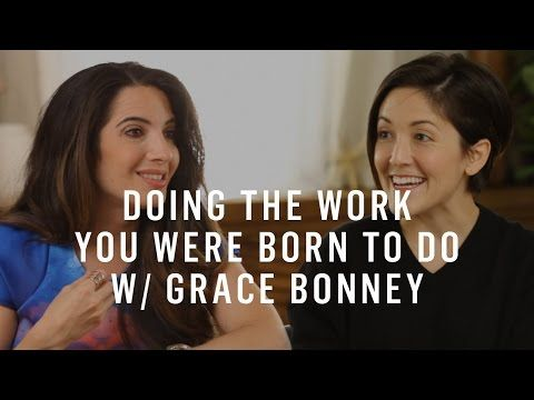 """Doing The Work You Were Born To Do"" with Marie Forleo"