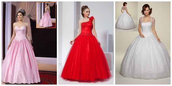 Angelus Bridal and Formal: Our Magnificent Quinceanera Dresses