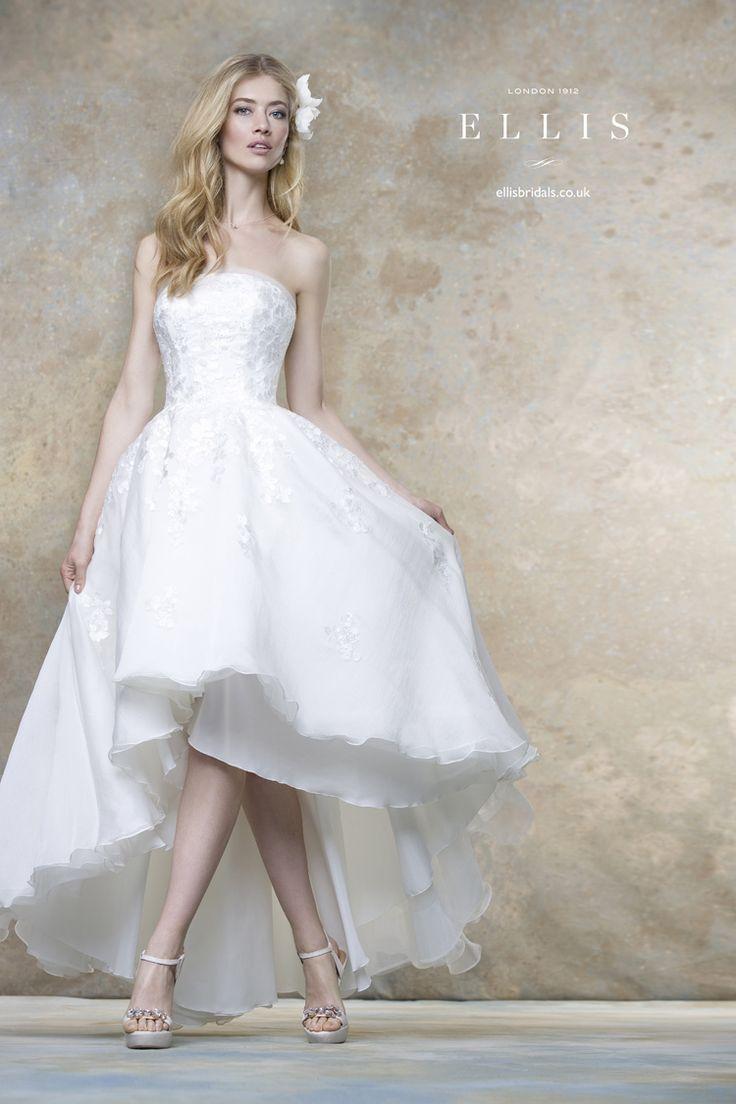 Ellis Bridals 2016 Wedding Dresses Magnolia Bridal Collection itakeyou.co.uk #weddinggown #weddingdresses: