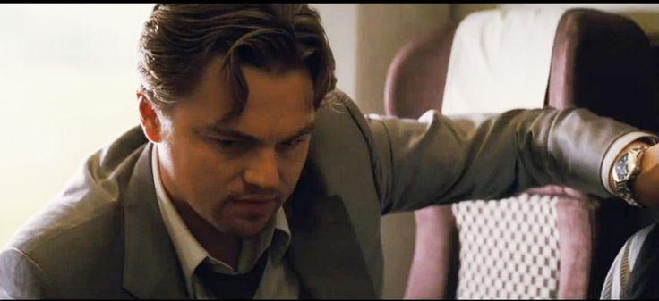 Brand ambassador Leonard DiCaprio wears a Tag Heuer ...