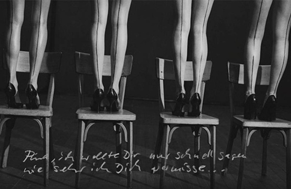 Peter Lindbergh in mostra ad Anversa.