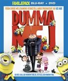 Despicable Me 1 + 2 på BluRay