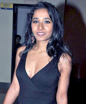 Tannishtha Chatterjee doesn't favor skin show!