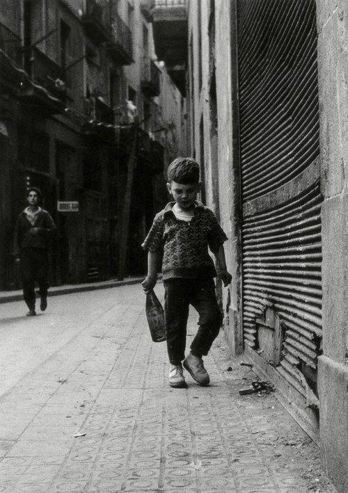 JOAN COLOM #Barcelona, 1958 #Catalonia