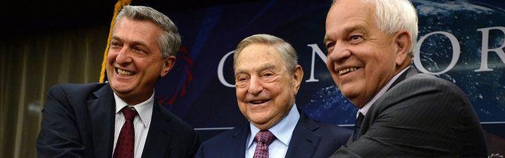 """Hedgefondsmanager: """"Trump verijdelde plan van Soros om Nieuwe Wereldorde te installeren"""" - http://www.ninefornews.nl/trump-plan-soros-nieuwe-wereldorde/"""