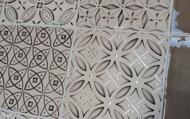 Pendragon - Hand Painted Tiles - Marlborough Tiles